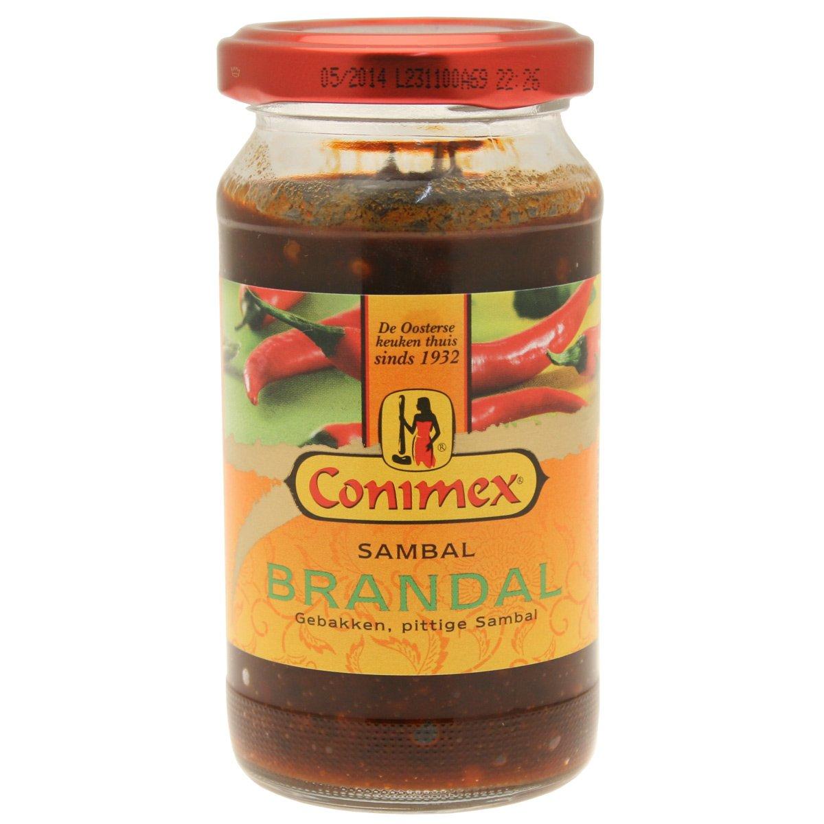 Conimex Sambal Brandal, Pasta Picante, 200 g: Amazon.es: Alimentación y bebidas