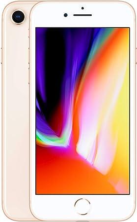 Apple iPhone 8 - Smartphone con Pantalla de 11,9 cm (64 GB, Oro ...