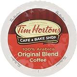 Tim Hortons Single Serve Original Blend Coffee 48 Count