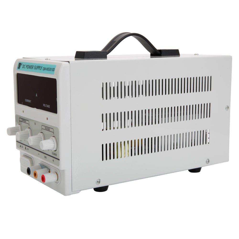 Z Ztdm Lab Home Dc Power Supply 30v 0 10a Us 110v Stabilizer 13 8211 32 V 5a W Short Circuit Protection By Variable Precision Adjustable Digital Dual Led Display Alligator Clip Usa 3 Prong Plug