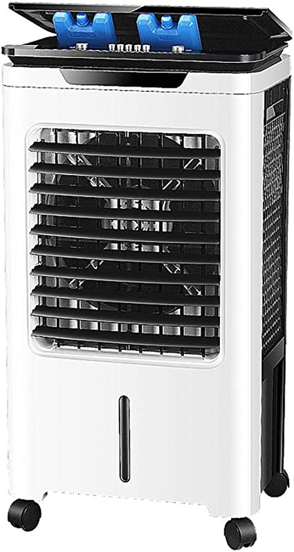 MAZHONG FANS Ventilador de aire acondicionado portátil compacto ...