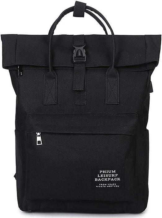 Amazon.com: Nuevo portátil bolsa mochila usb cargador bolsas ...