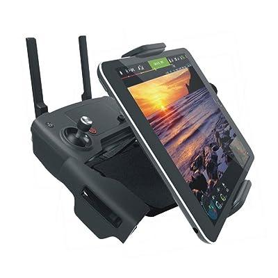 "PGYTECH Bracket Mount For DJI Mavic Pro,7-10"" Pad Tablet Mobile Phone Holder Spare Parts Sstander For DJI Mavic Pro RC Drones Quadcopter: Toys & Games"