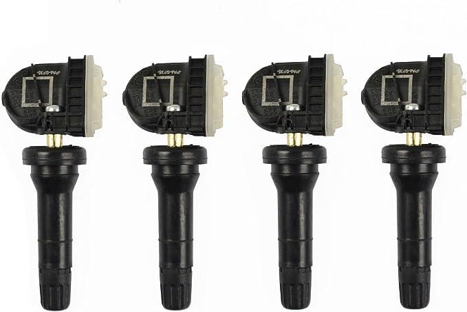 AUTOKAY 4Pcs 15114379 TPMS Tire Pressure Sensors Fit for Chevrolet Tahoe 05-06 TPMS Sensor
