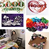 BAIYUN Quilling Kit Complete Quilling Paper Set