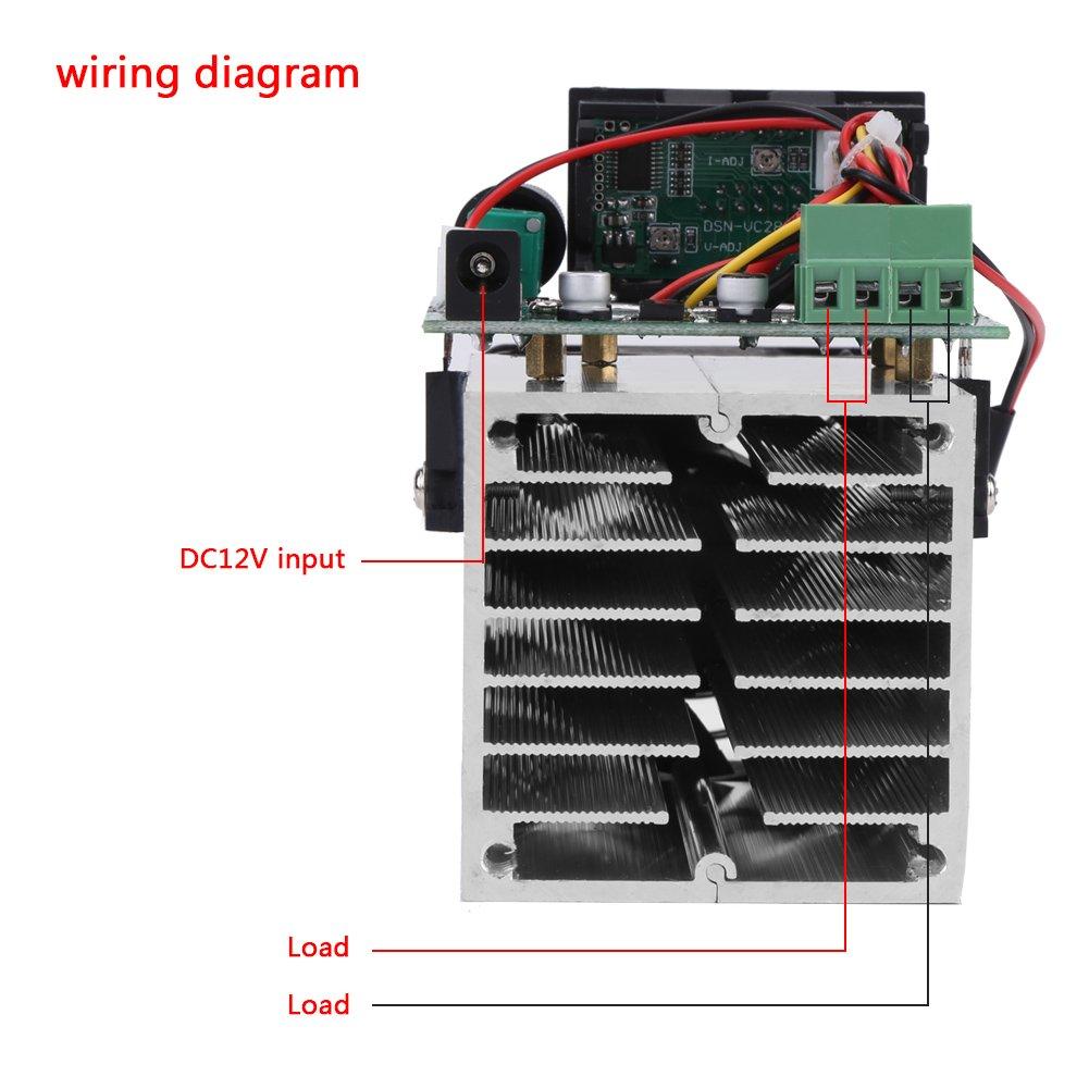 Dc 12 V Elektronische Last Batterie Kapazitt Tester Modul 0 10a 100 Ab Chance Wiring Diagrams Watt Konstantstrom Elektrische Entladung Monitor Fr Power Bank Kapazittsprfung