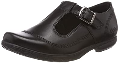 25d24ecf Kickers Girls' Keavy Mary Jane Shoes: Amazon.co.uk: Shoes & Bags