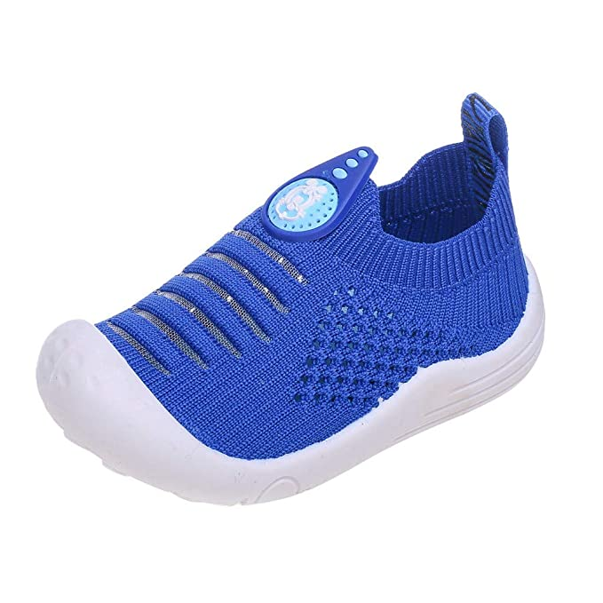 db93d253390ef Amazon.com: Baby Toddler Boys Girls Tennis Shoes Sneakers for 1-5 ...