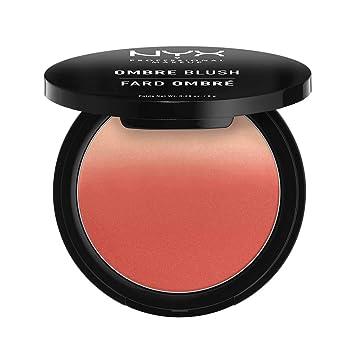 Amazon Com Nyx Professional Makeup Ombre Blush Soft Flush 0 28