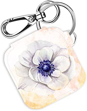Leather Skin Cover for Tile Bluetooth Tracker Logity Tile Mate /& Tile Sport /& Tile Style Case with Carabiner Keychain Anti-Lost Design Glaxy.