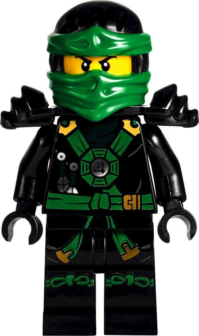 LEGO Ninjago: 5er Set Minifiguren Deepstone Kai, Lloyd, Jay, Zane und Cole aus dem Set 70751