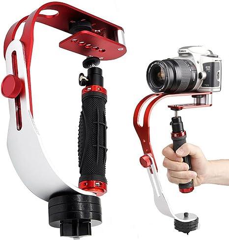 Una vez ZY tiempo Handheld Estabilizador de la cámara cámara de ...