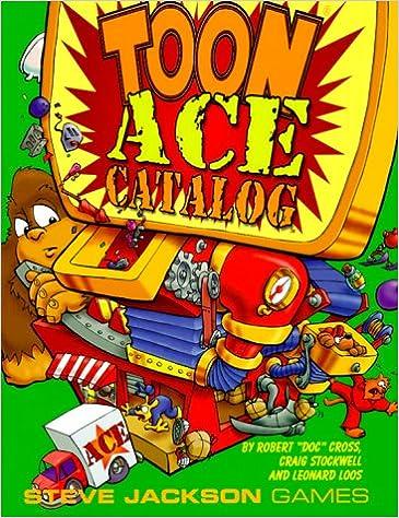 Book Toon Ace Catalog