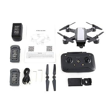 Elviray RC Drone GPS Flujo óptico Posicionamiento Drone WiFi FPV ...