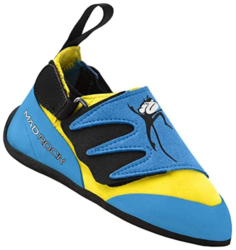 Mad Rock Mad Monkey 2.0 - Pies de Gato Niños - Amarillo/Azul ...
