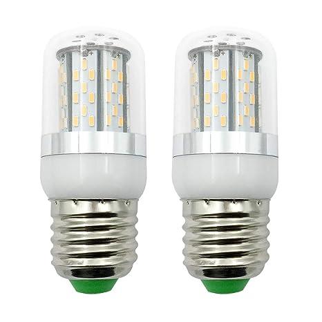 Pack de 2 bombillas LED E27 12 V-24 V CA/CC 3,