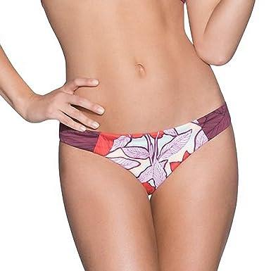 86f5228960 Amazon.com  MAAJI CUMBIA SOCIETY SIGNATURE CUT BIKINI BOTTOM  Clothing