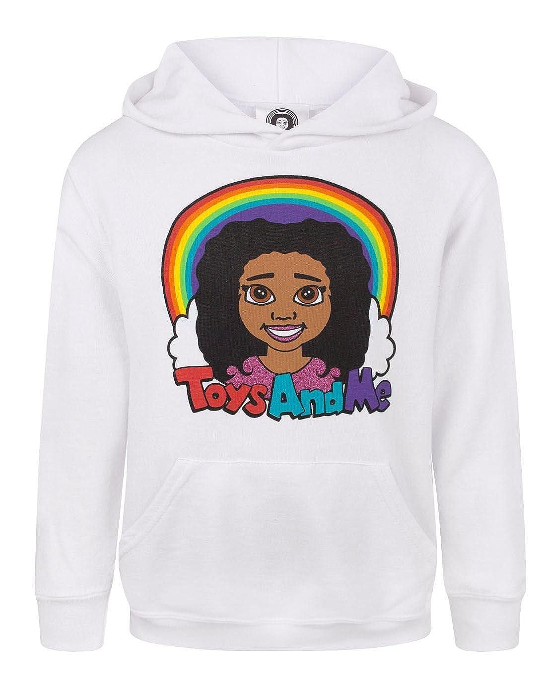Toys AndMe Tiana Logo Girl's Hoodie Dzieci