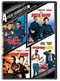 4 Film Favorites: Chris Tucker (Money Talks, Rush Hour, Rush Hour 2, Rush Hour 3)