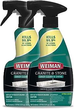 Weiman 12 Oz. Marble Cleaner
