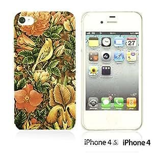 Flower Pattern Hardback For Iphone 5C Case CoverWelcome Summer Flower