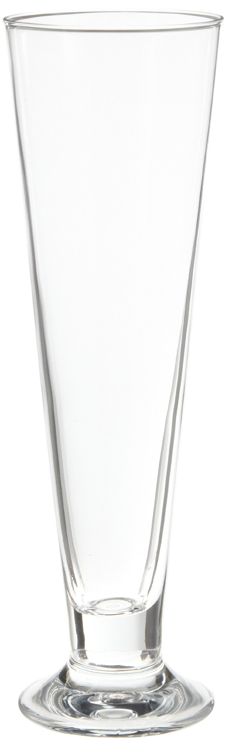 Anchor Hocking 165270 2-7/8 Inch Diameter x 9-3/8 Inch Height, 13-Ounce Footed Empire Beer Pilsner (Case of 6)