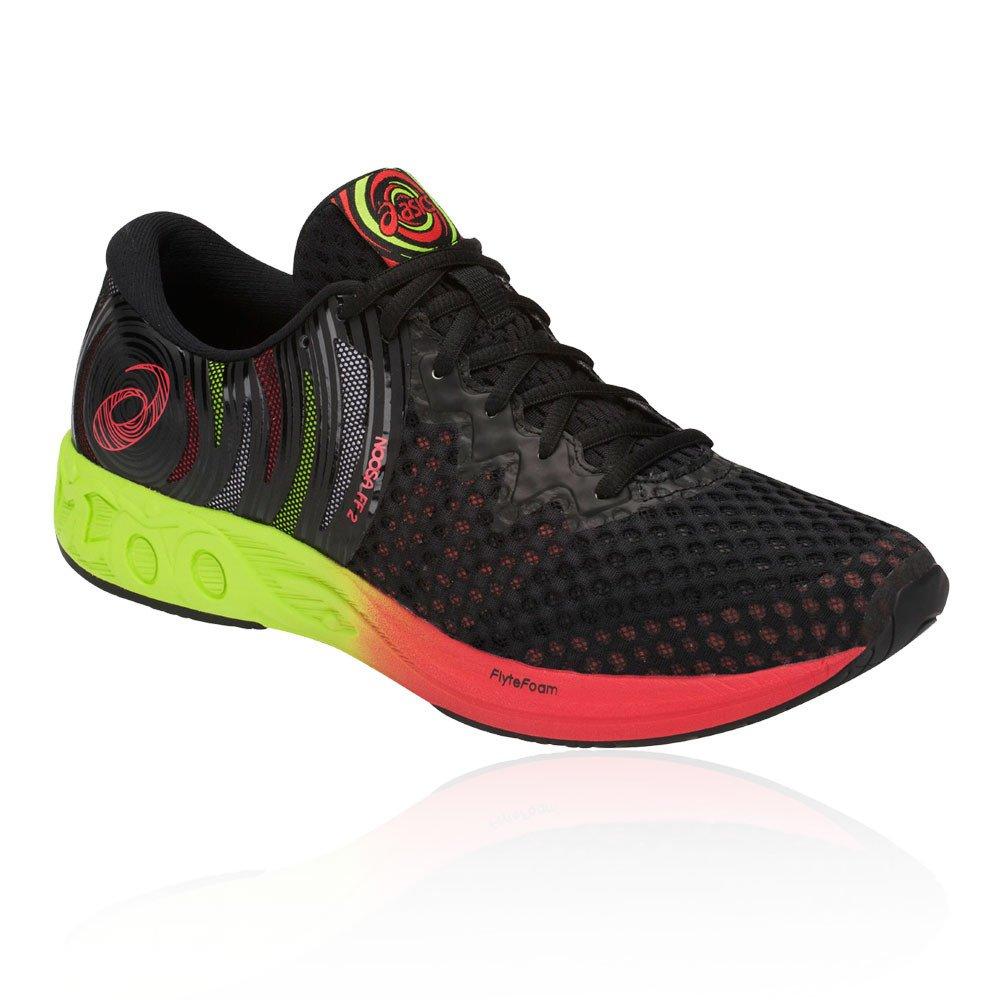 Asics Noosa FF 2, Zapatillas de Running para Hombre 49 EU Negro