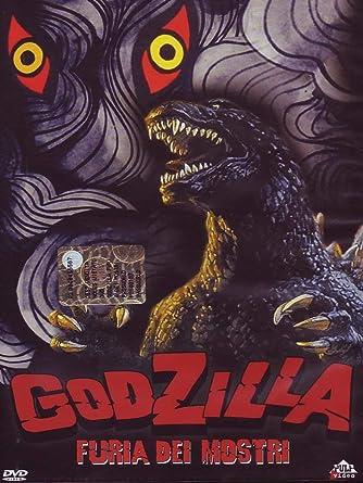 Godzilla, furia dei mostri [Italia] [DVD]: Amazon.es ...