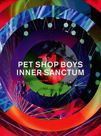 Amazon com: Inner Sanctum [Blu-ray]: Pet Shop Boys: Movies & TV