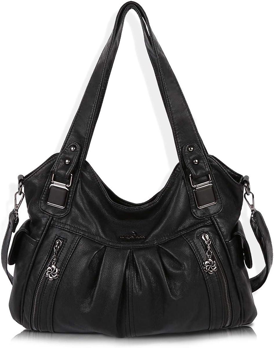 Attractive Elegant Multiple Pockets Shoulder Women/'s Bag Handbag Hobo Organiser
