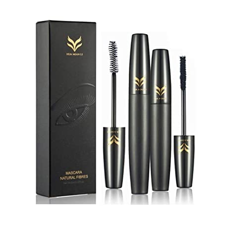 3D Fiber Lash Mascara, 3D Fiber Lashes, 3D Fiber Mascara Best for Thickening &