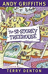 The 52-Storey Treehouse (The Treehouse Series)