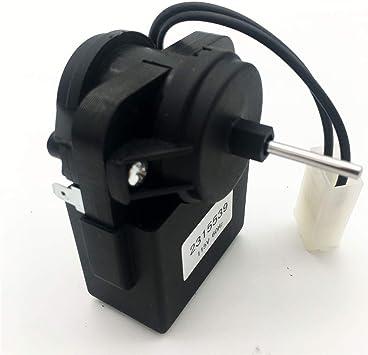 Motor de ventilador evaporador de refrigerador de repuesto para ...