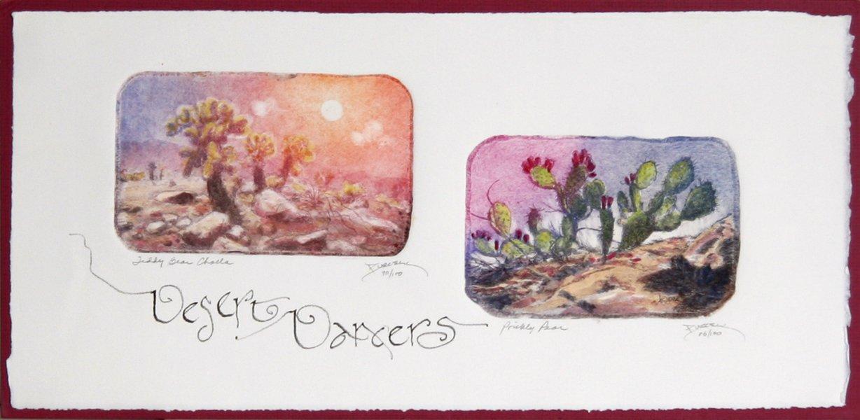 Desert Dancers by