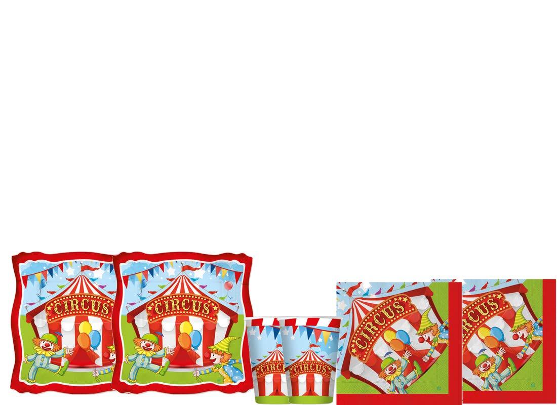 Irpot Kit - A Fiesta de cumpleaños Fiesta de Circo: Amazon ...