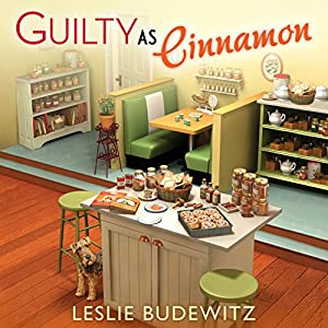 Guilty as Cinnamon Audiobook