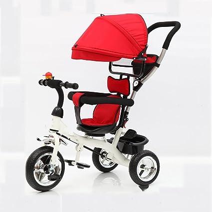 Silla de paseo Triciclo para niños Bicicletas para niños ...