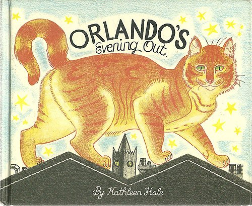 orlando s evening out orlando the marmalade cat kathleen hale
