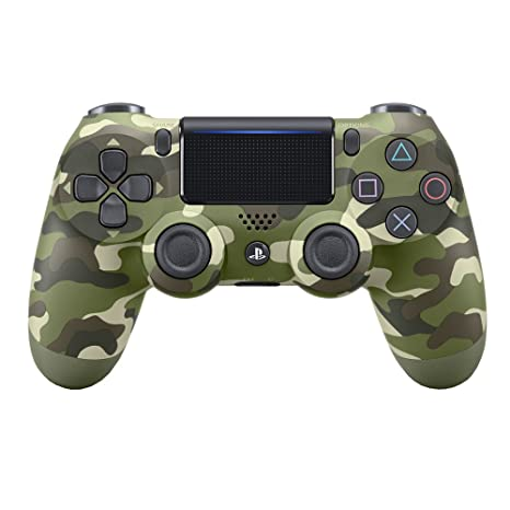 Import Cee - Mando Dualshock 4, Color Verde Camouflage ...