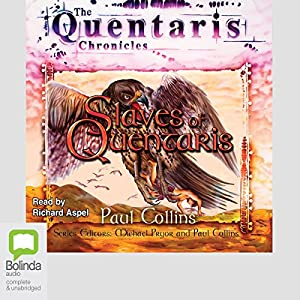 Slaves of Quentaris Audiobook