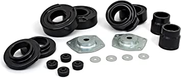 """Fits 05-10 Jeep Grand Cherokee WK 2/"""" Inch FRONT STEEL Lift Leveling Spacer Kit"""
