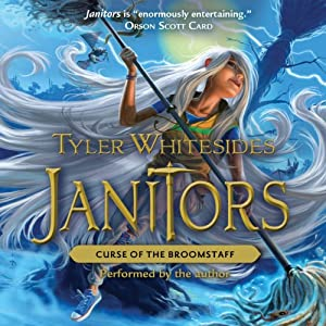 Janitors, Book 3 Audiobook
