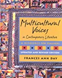 Multicultural Voices in Contemporary Literature, Frances A. Day, 0325001308