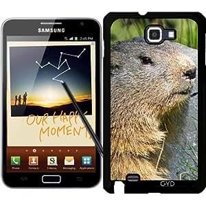 Funda para Samsung Galaxy Note GT-N7000 (I9220) - Marmota by PINO