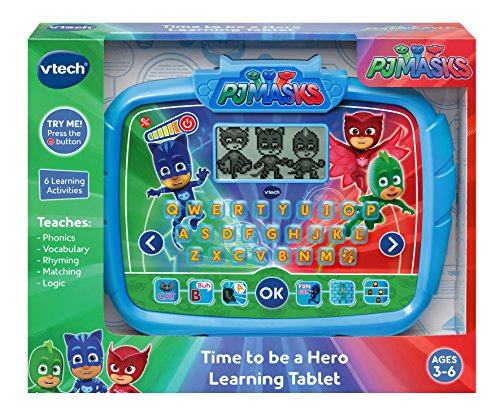 VTech PJ Masks Time to Be A Hero Learning Tablet by VTech (Image #3)