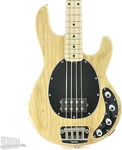 MusicMan StingRay - Natural w/Maple Fretboard