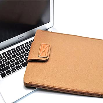 HuntGold fieltro Laptop Notebook bolso pochette - Carcasa ...
