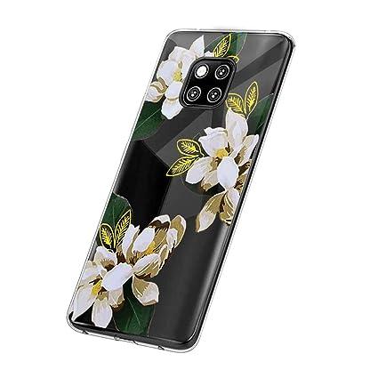 Amazon.com: Funda para Huawei Mate 20 X TPU , bonito patrón ...