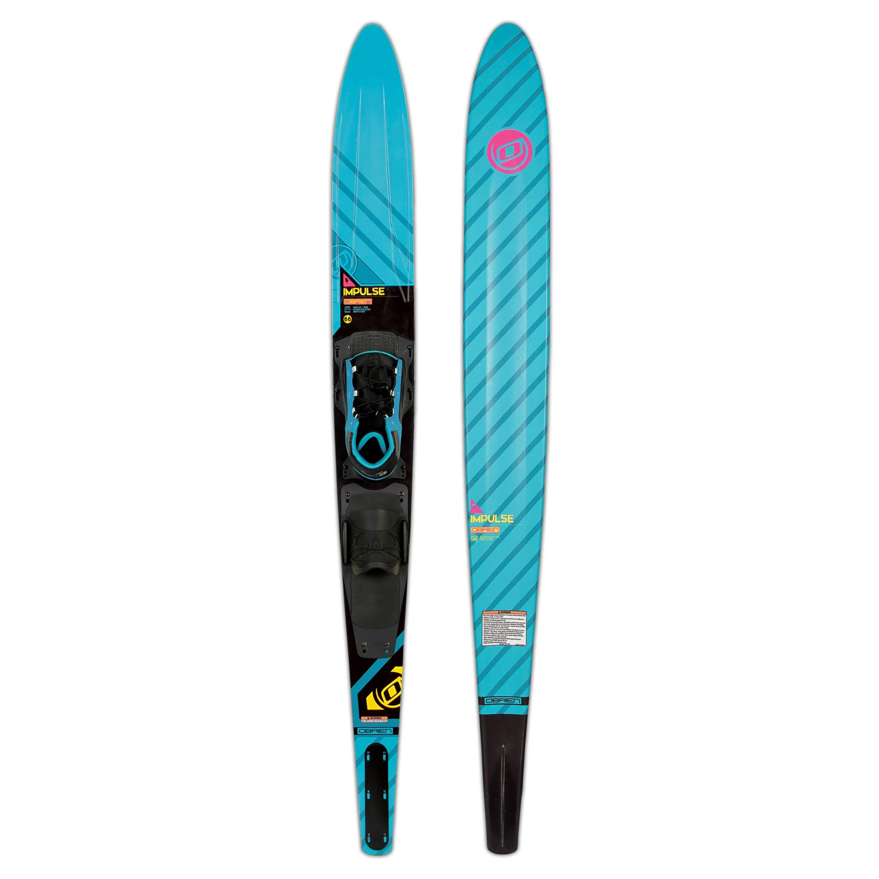 O'Brien Impulse 66'' w/X-9 XS-S Waterskis by O'Brien