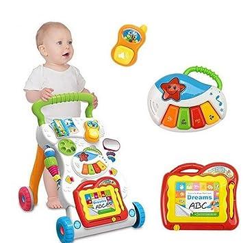 Amazon.com: XICHENG - Carro de bebé multifunción con ...